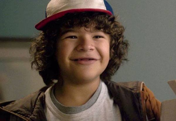 stranger things series on netflix dustin